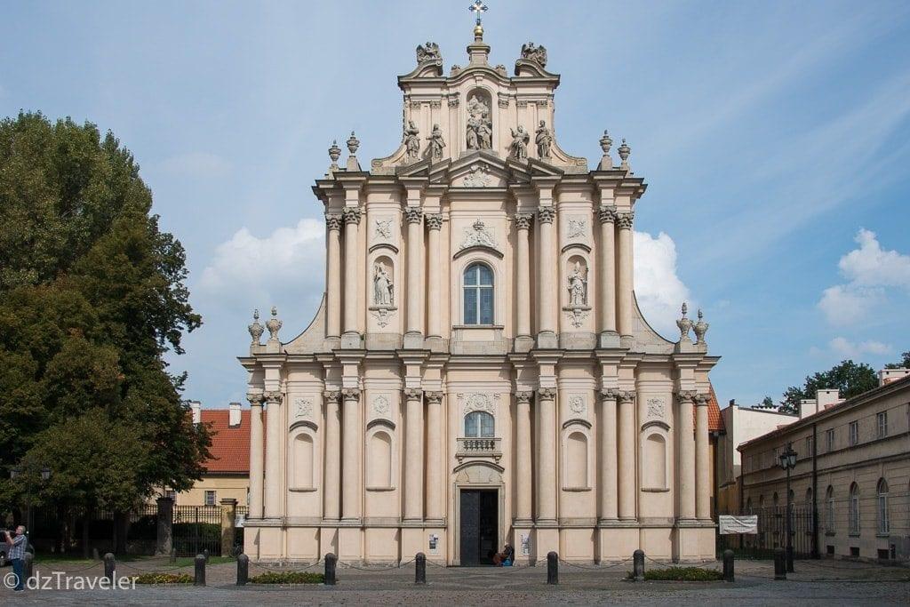 St. Martin's Church, Warsaw