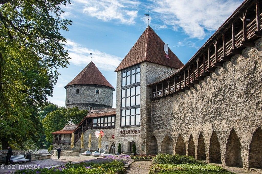 Neitsitorn Museum in Tallinn