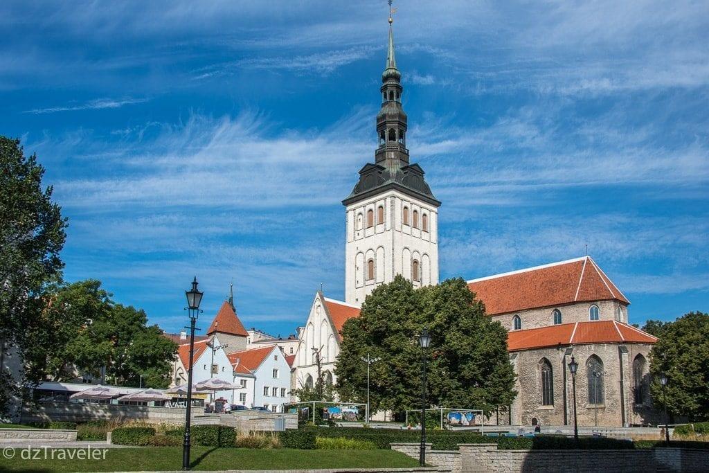 St Mary's Church, Tallinn