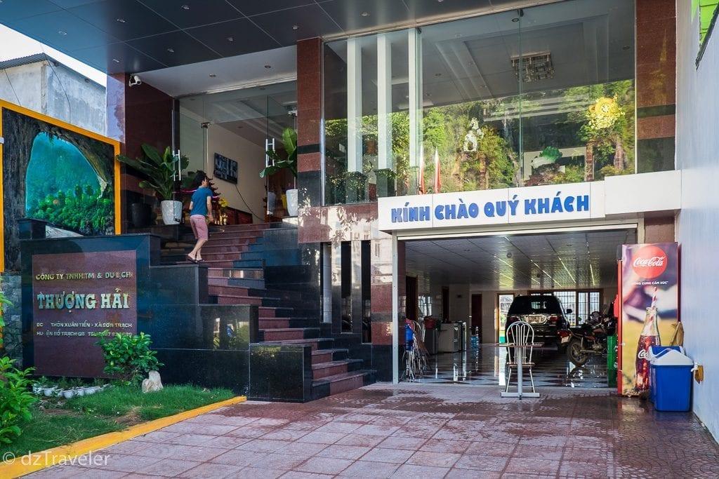 Thong Hai Hotel, Son Trach
