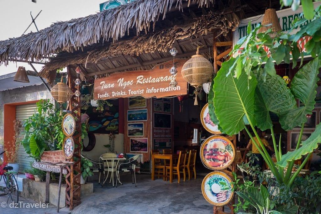 Tuan Ngoc Restaurant, Son Trach