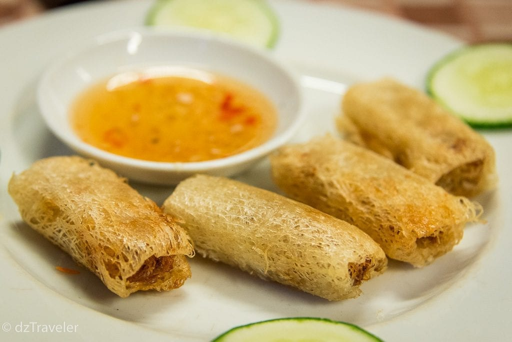 Deep Fried Roll - So delicious.