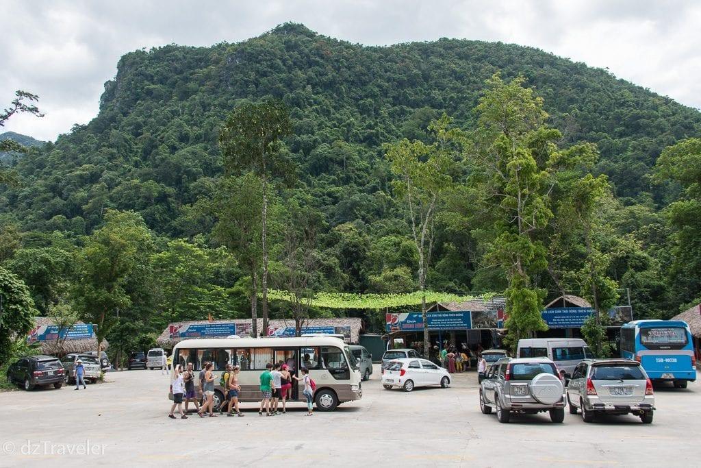 Paradise Cave, Prang Nha Ka Bang National Park