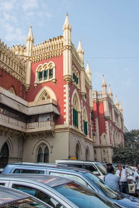 Kolkata High Court - the oldest in India