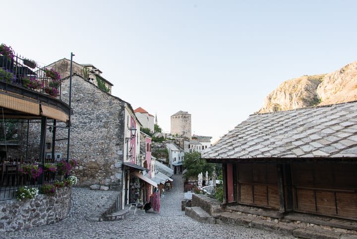 Mostar Old Town