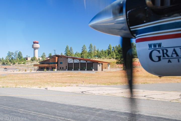 Flagstaff Airport, Flagstaff - Grand Canyon