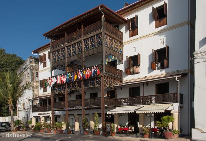 Mizingani Waterfront Hotel, Stone Town, Zanzibar