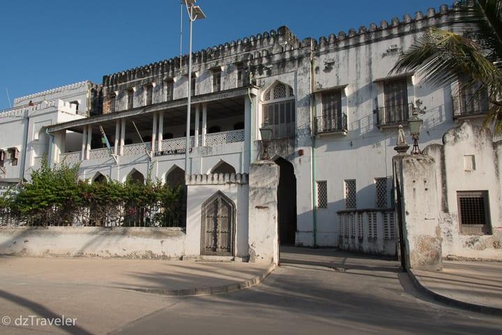 Place Museum, Stone Town - Zanzibar