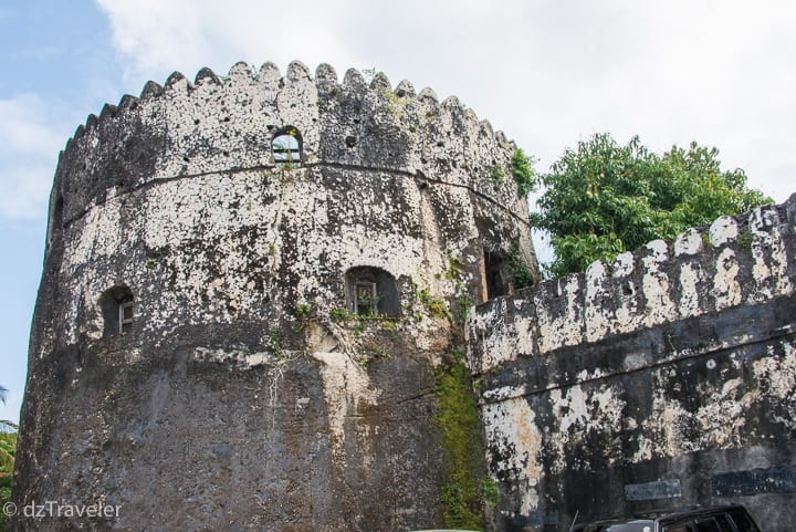 Old Fort, Zanzibar
