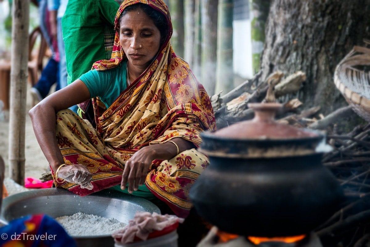 pancakes in bangladesh