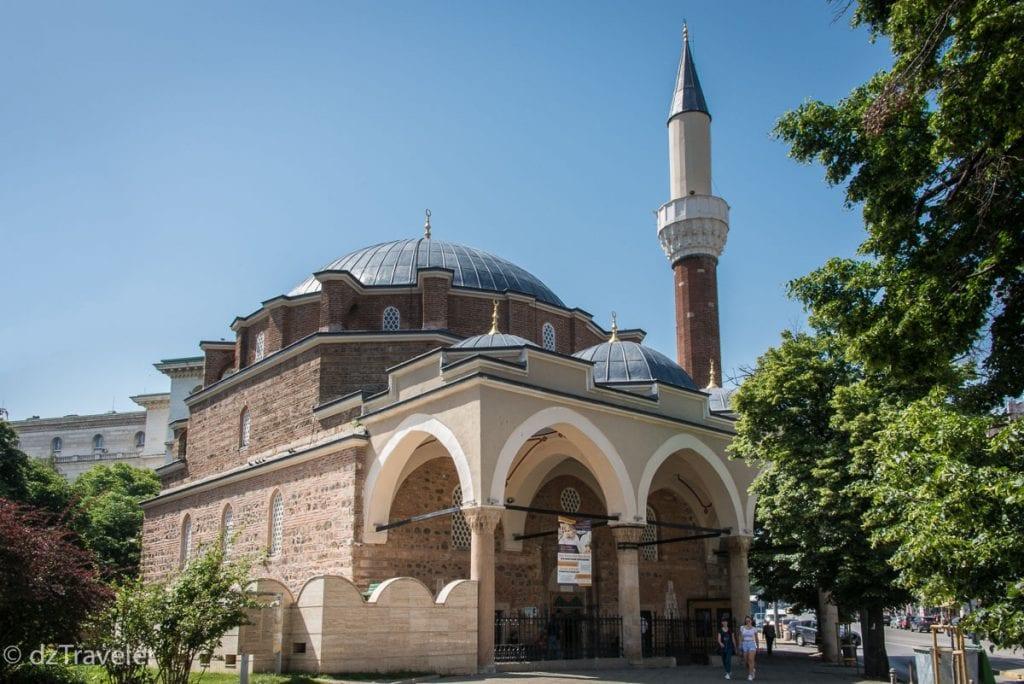 Banya Bashi Mosque, Sofia