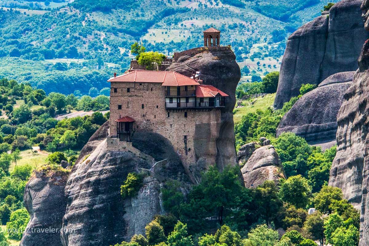 Monastery of St Nikolaos Anapafsas
