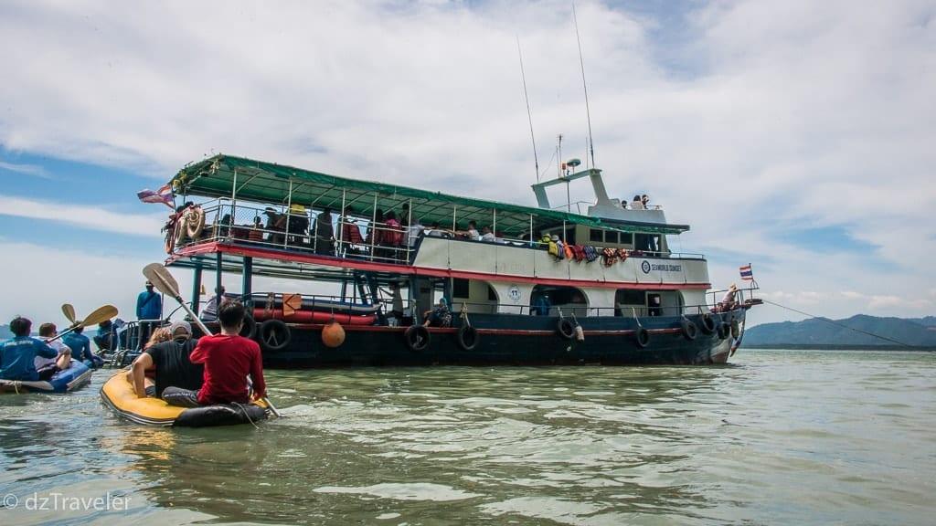 Big Boat Trip