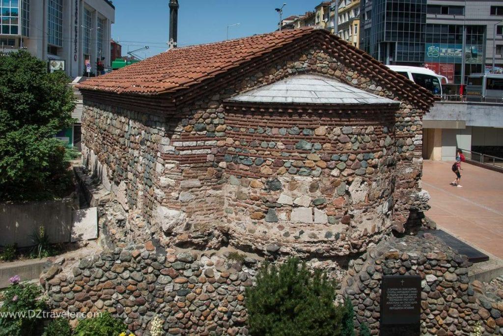 Church of St. Petka, Sofia