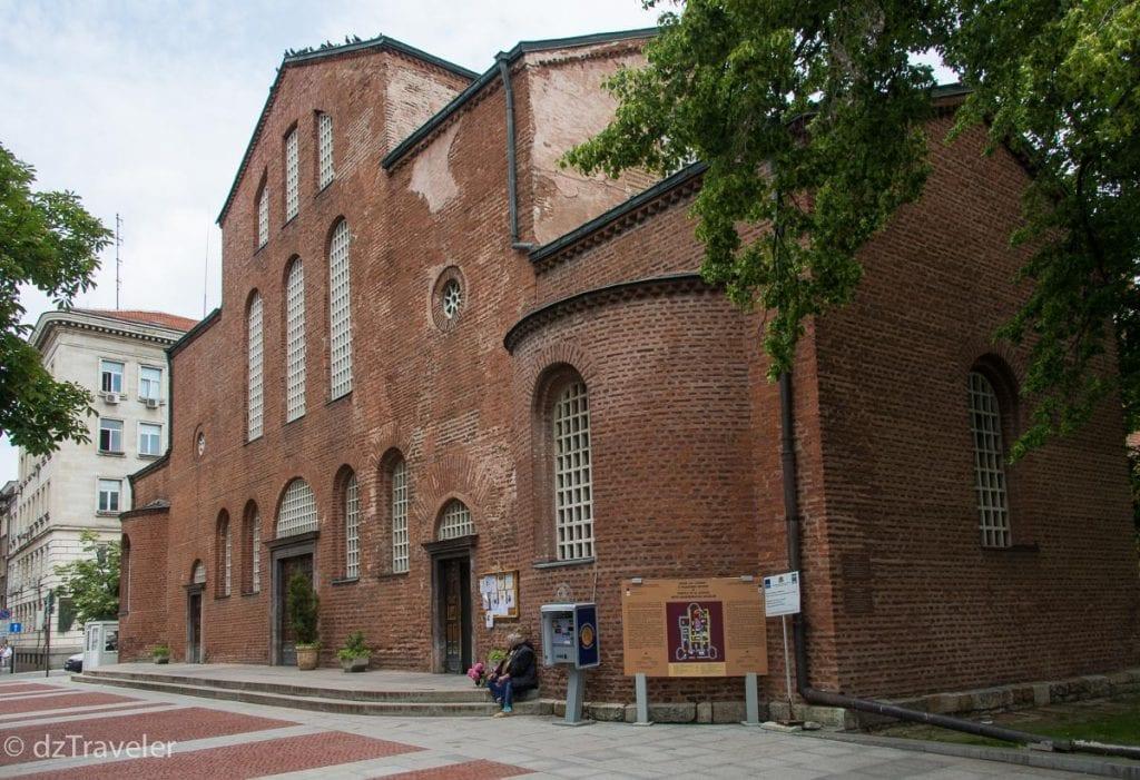 St. Sofia Church, sofia
