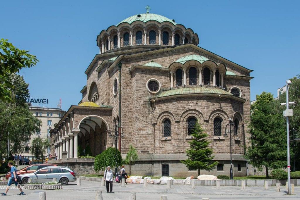 St Nedelya Church, Sofia
