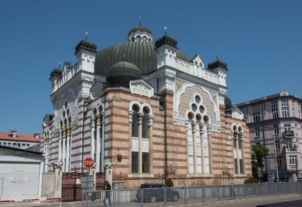 Synagogue of Sofia