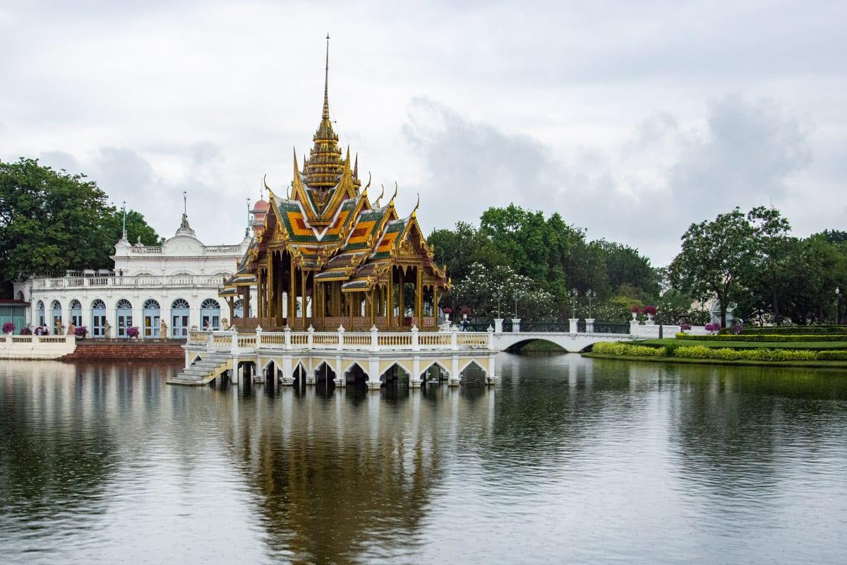 The Bang Pa-in Summer Royal Palace, Ayutthaya