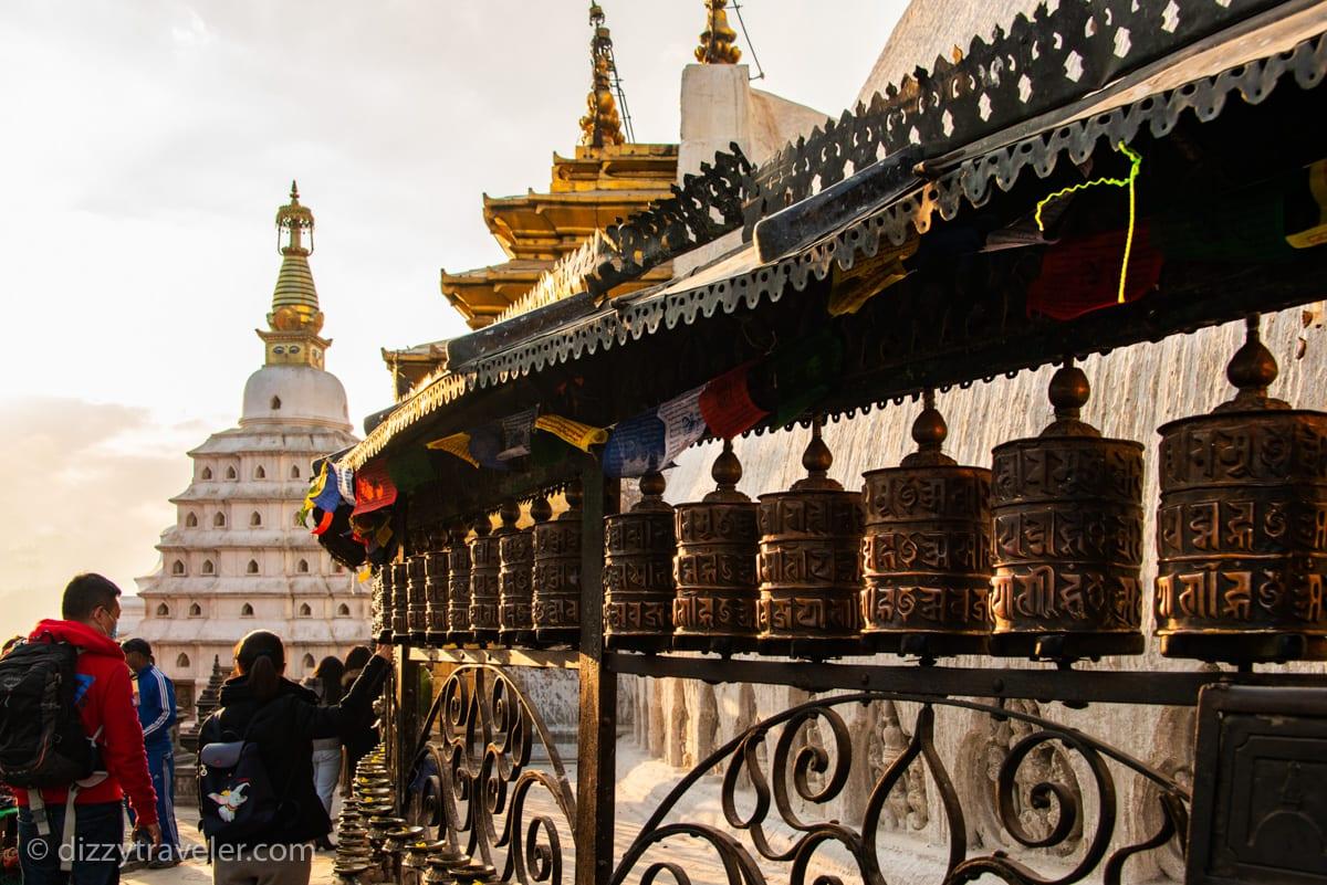 Swayambha Temple (Monkey Temple)