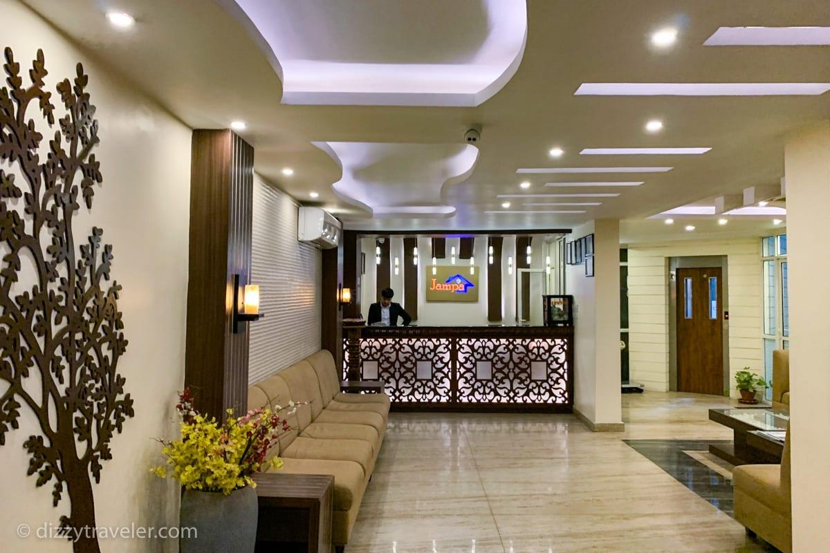 Jampa Hotel